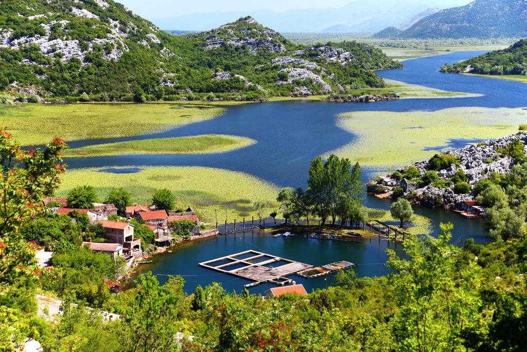National Par Skadar Lake
