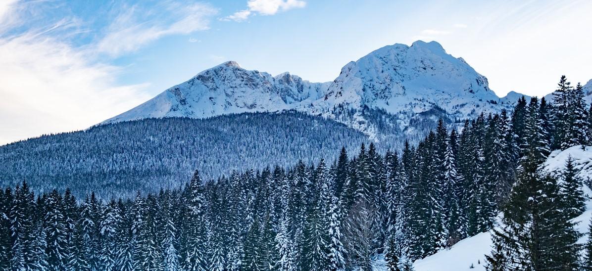 Winter Wonderland - Montenegro