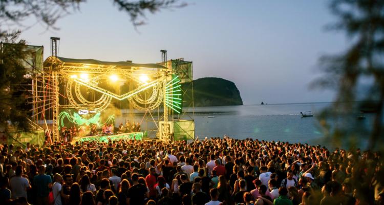 Montenegro – The Queen of Summer Festivals