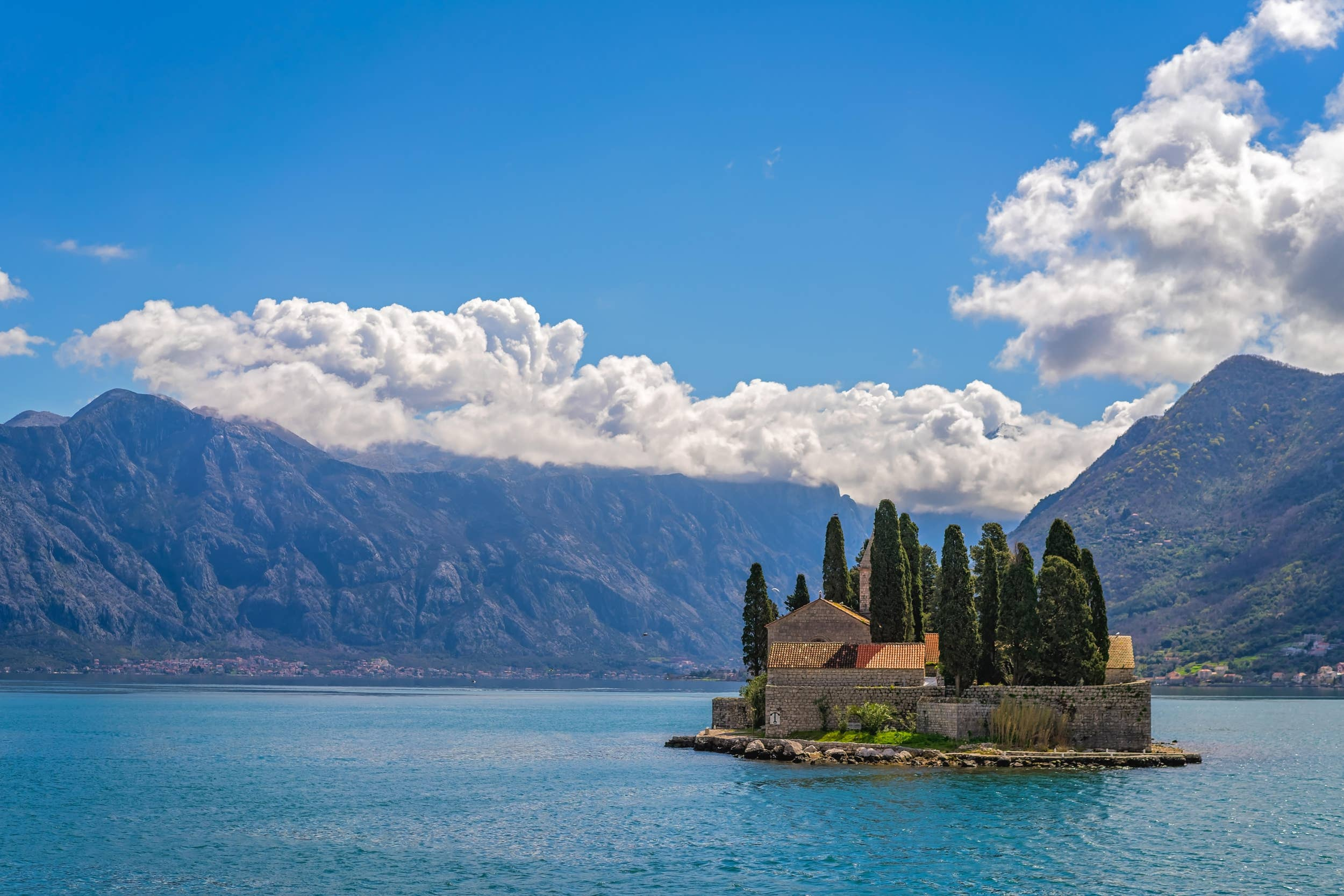 Holiday homes in Montenegro: £1 billion investment for majestic Boka Bay, with 1,500 homes, golf course, marinas and hotels