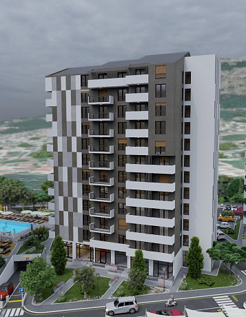 3422 Bar Belishi Apartment in new building 0-2r 35,17-71,85m2